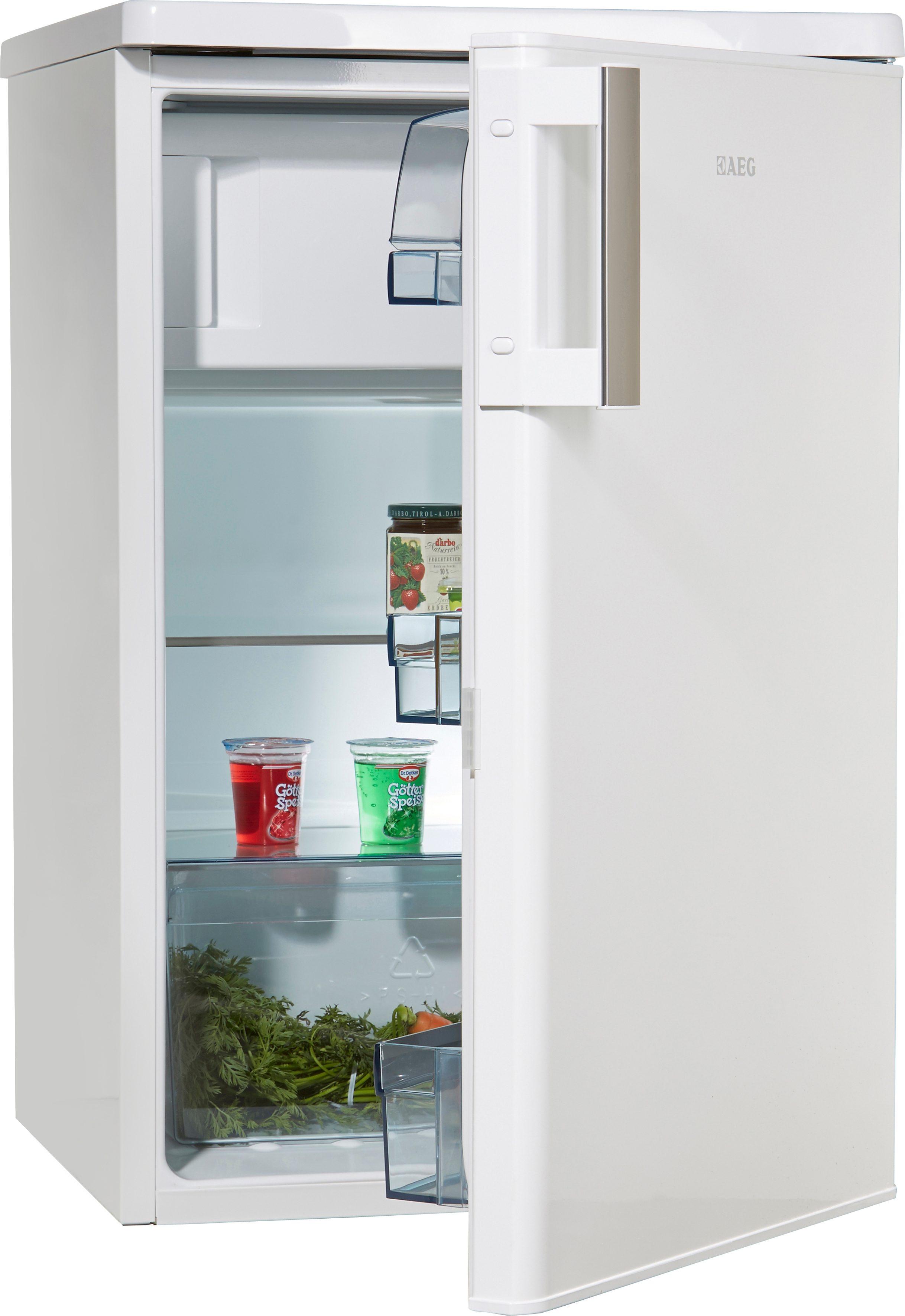 AEG Tischkühlschrank S71540TSW2 / SANTO, Energieklasse A++, 55 cm breit