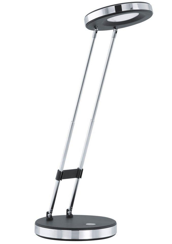 Eglo LED-Tischleuchte, 1flg., »GEXO« in Kunststoff/Stahl, schwarz