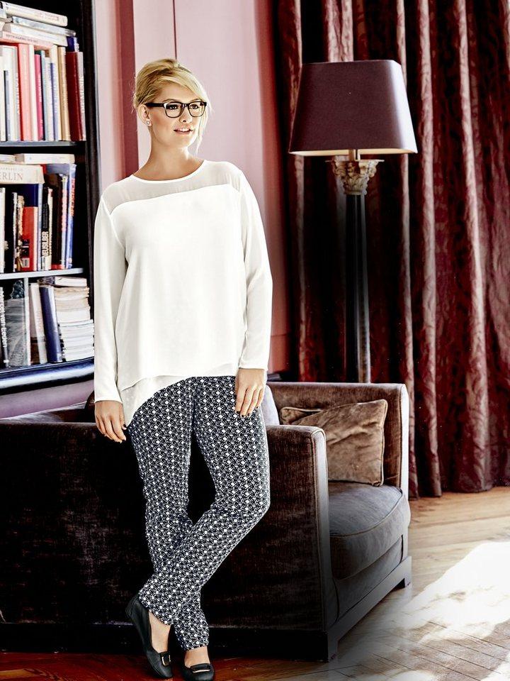 guido maria kretschmer druckhose online kaufen otto. Black Bedroom Furniture Sets. Home Design Ideas
