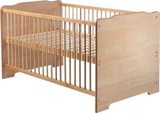 Julius Zöllner Babybett »Penny, natur«, Made in Europe, FSC®-Holz aus gewissenhaft bewirtschafteten Wäldern