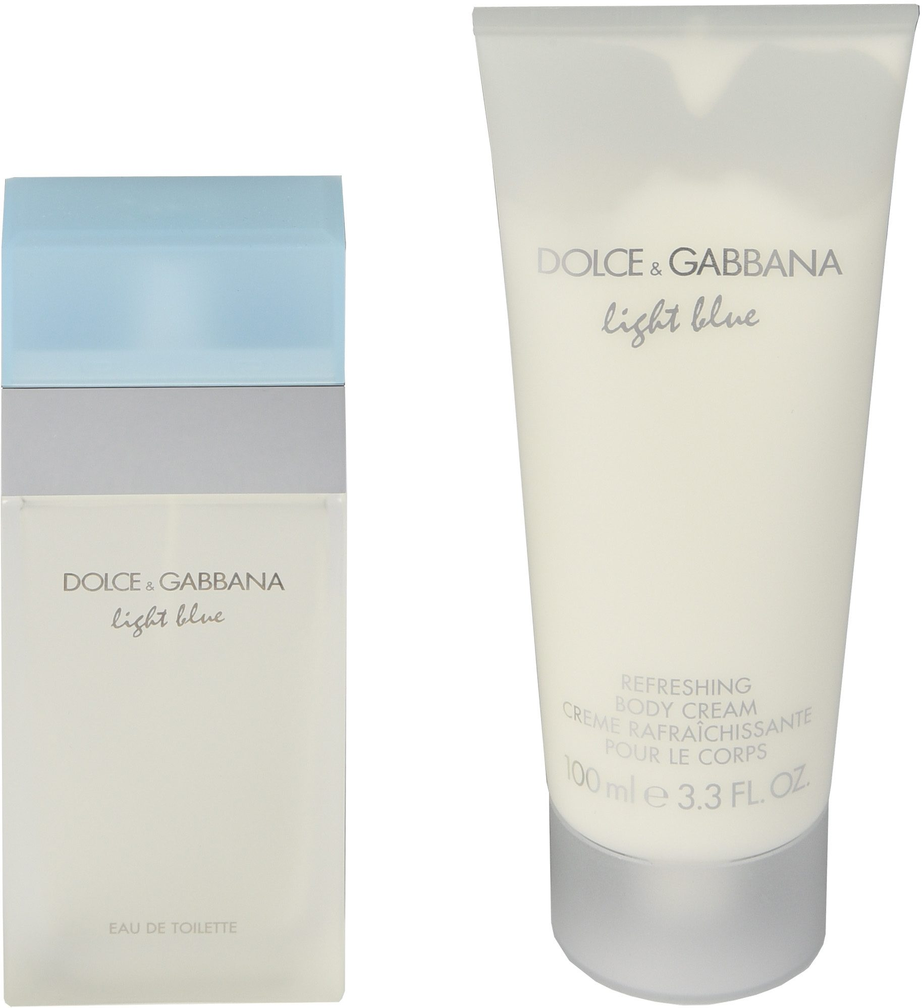 Dolce & Gabbana, »Light Blue«, Duftset (2-tlg.)