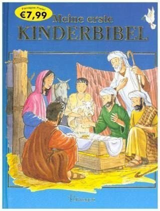 Gebundenes Buch »Meine erste Kinderbibel«