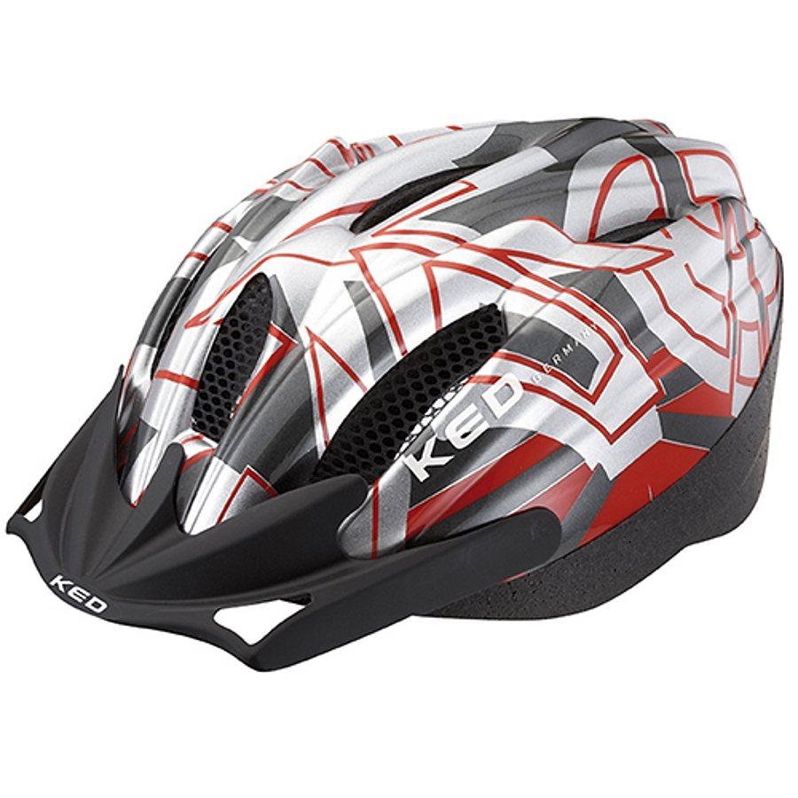 KED Fahrradhelm »Flitzi Helmet« in rot