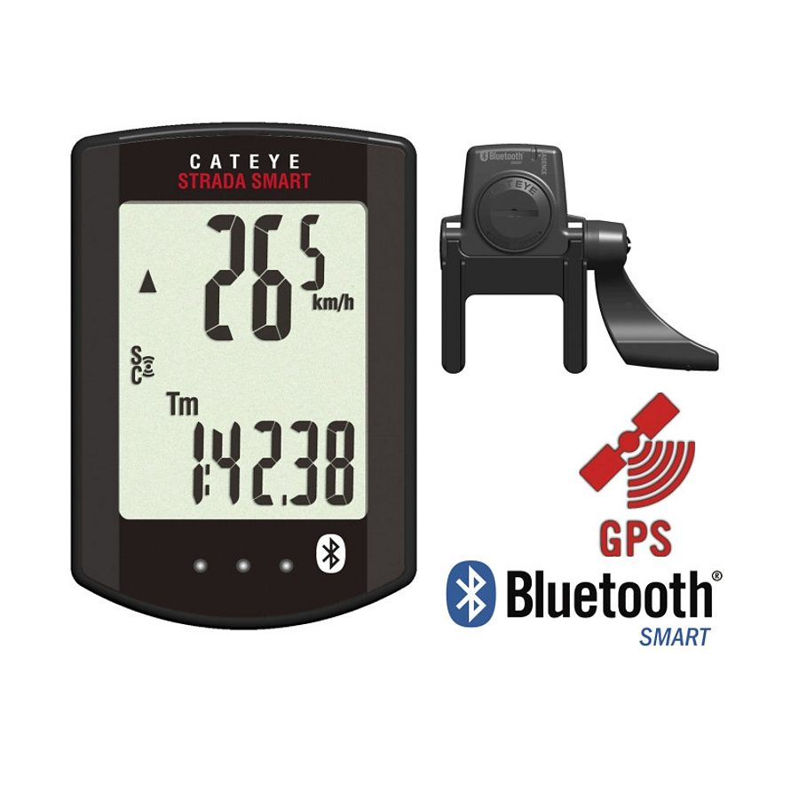 CatEye Navigationsgerät »Strada Smart CC-RD500B Fahrradcomputer +«