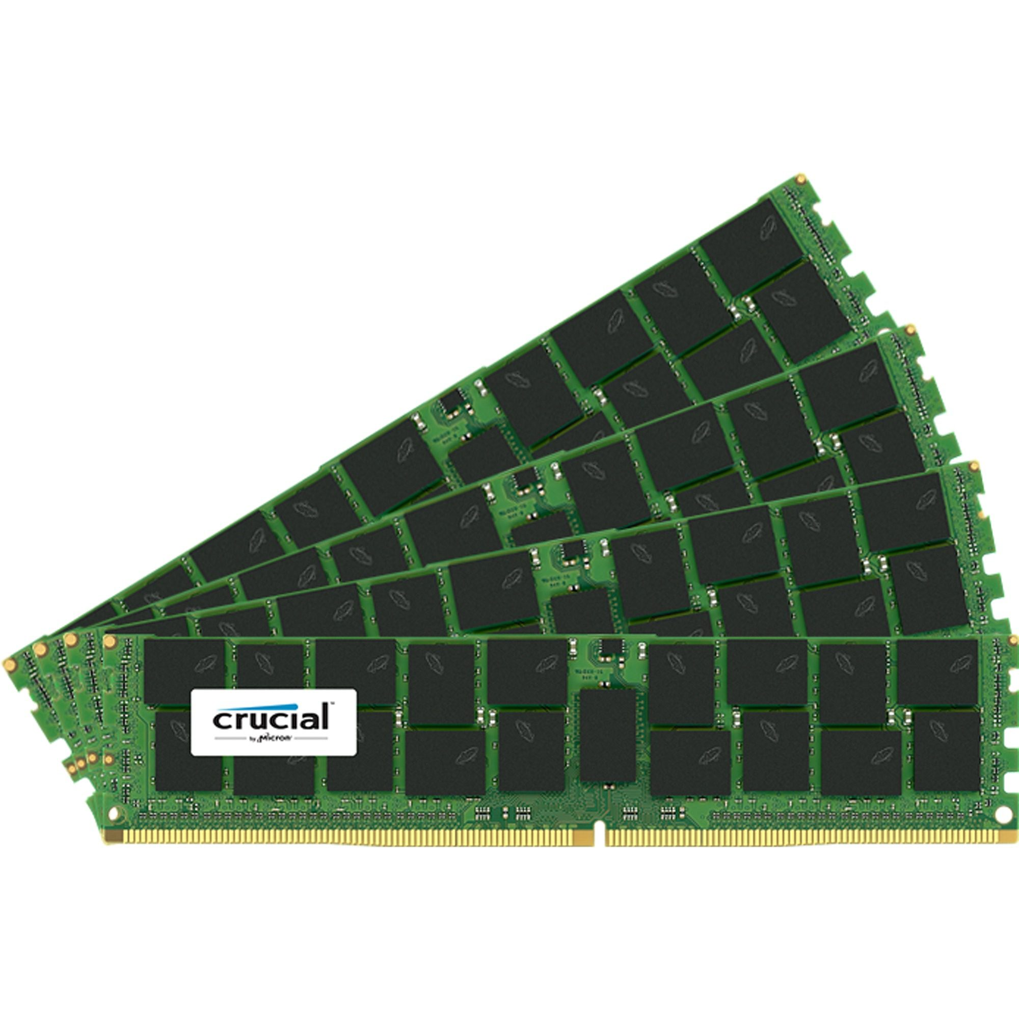 Crucial Arbeitsspeicher »DIMM 16 GB DDR4-2133 Quad-Kit«