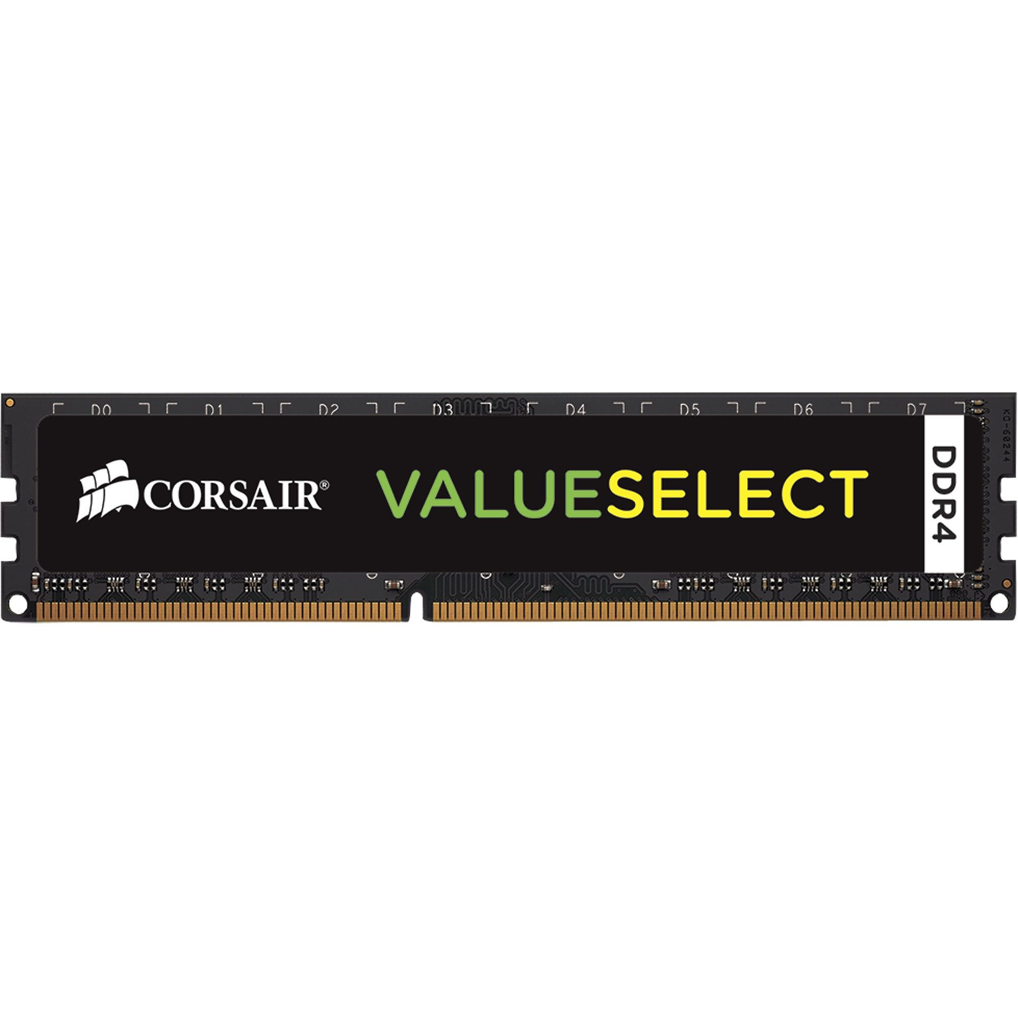 Corsair ValueSelect Arbeitsspeicher »DIMM 4 GB DDR4-2133«