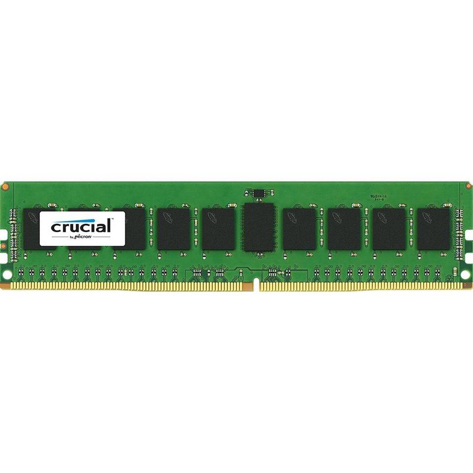 Crucial Arbeitsspeicher »DIMM DDR4-8GB 2133«