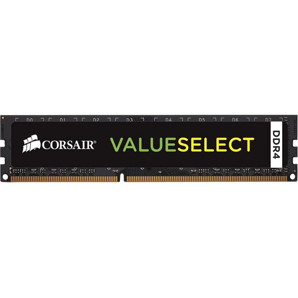 Corsair Arbeitsspeicher »DIMM 8 GB DDR4-2133«