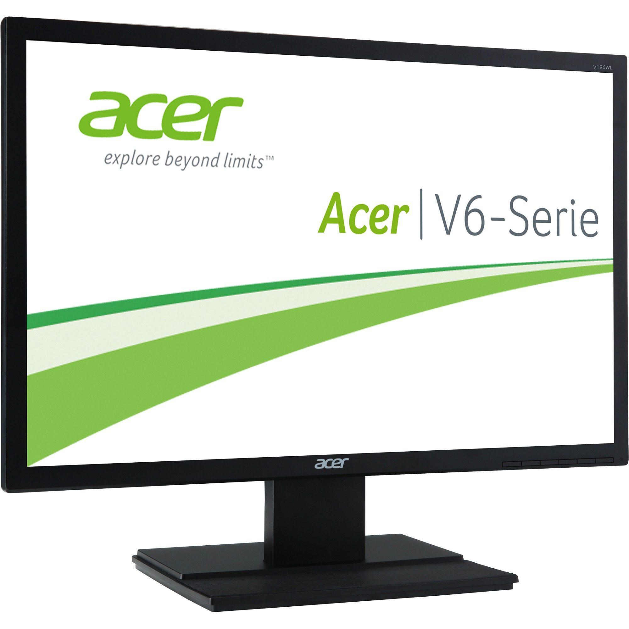 Acer LED-Monitor »V196WLbmd«