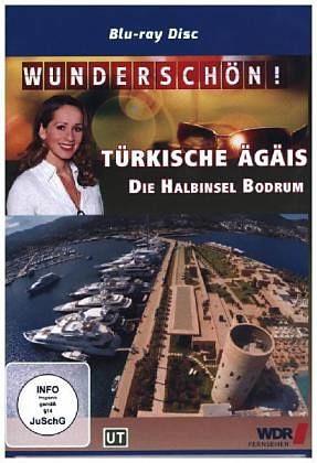 Blu-ray »Türkische Ägäis - Die Halbinsel Bodrum, 1 Blu-ray«