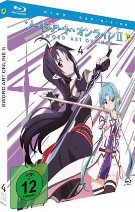 Blu-ray »Sword Art Online 2.4«