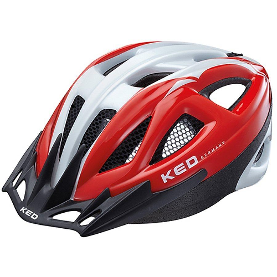 KED Fahrradhelm »VS Helmet« in rot