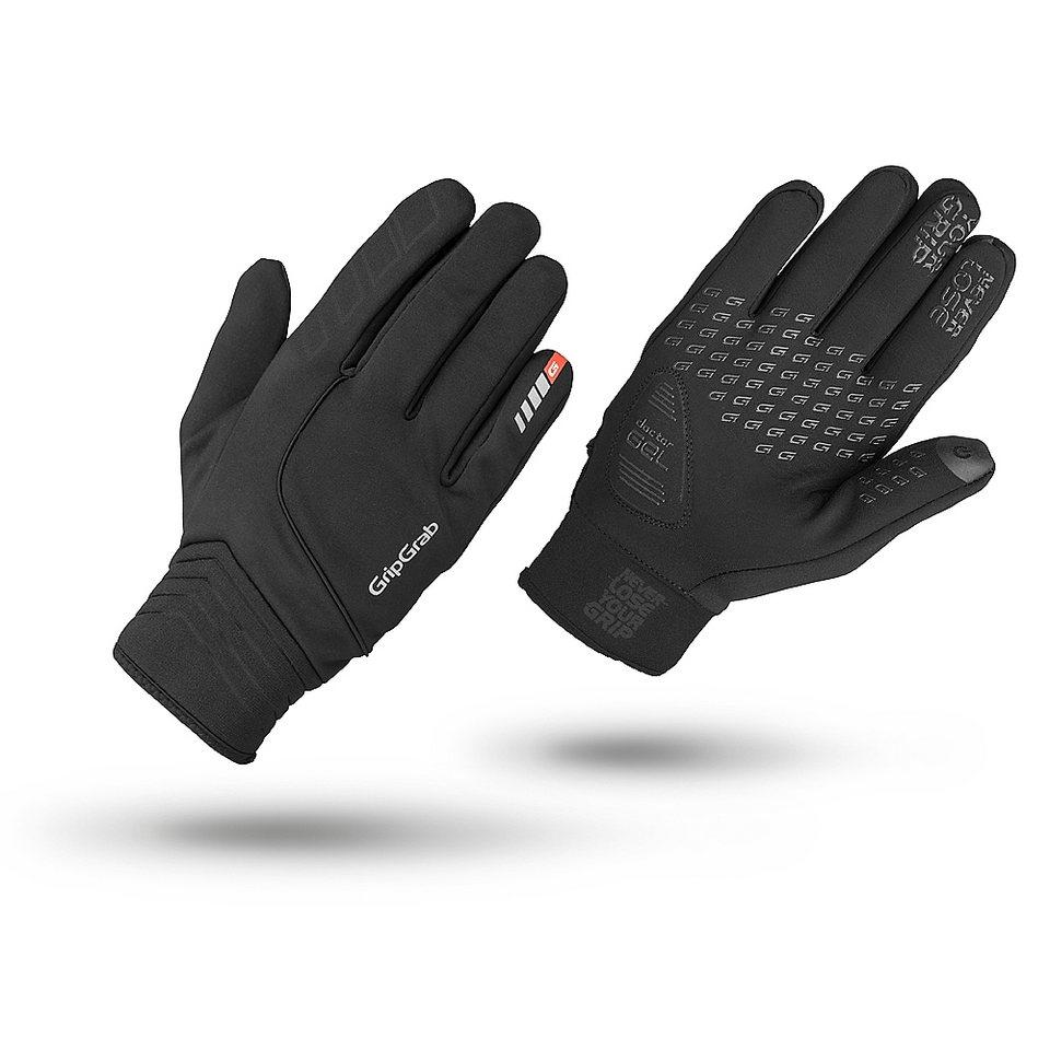 GripGrab Fahrrad Handschuhe »Urban Softshell Handschuhe« in schwarz
