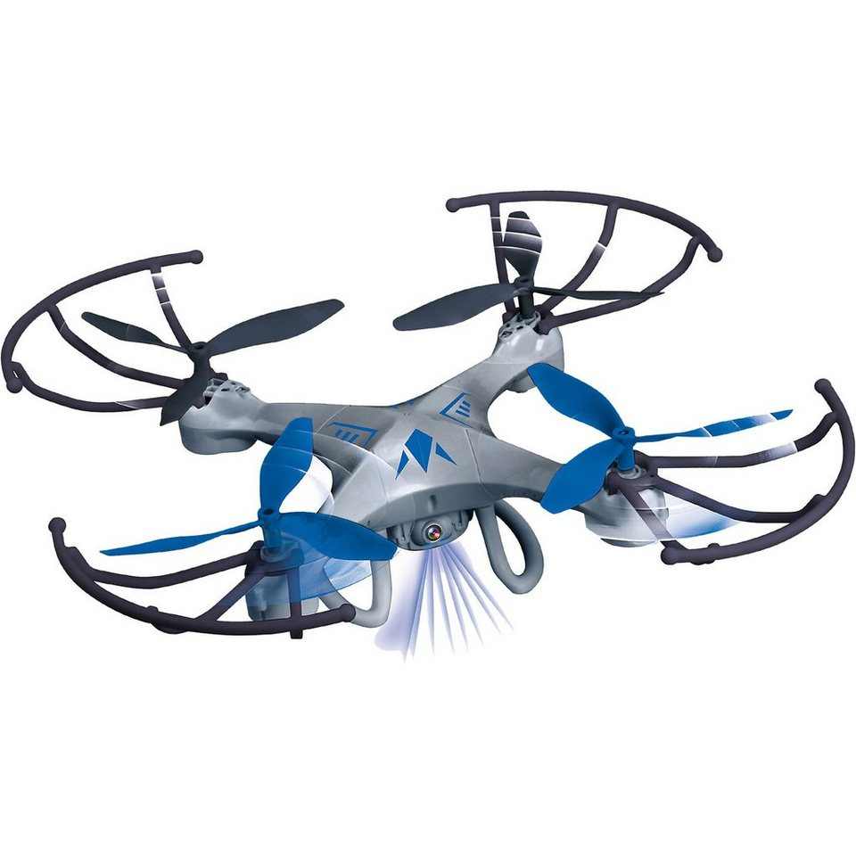 Silverlit RC Quadrocopter Gear2Play Sky Drone 2,4 GHz mit Kamera