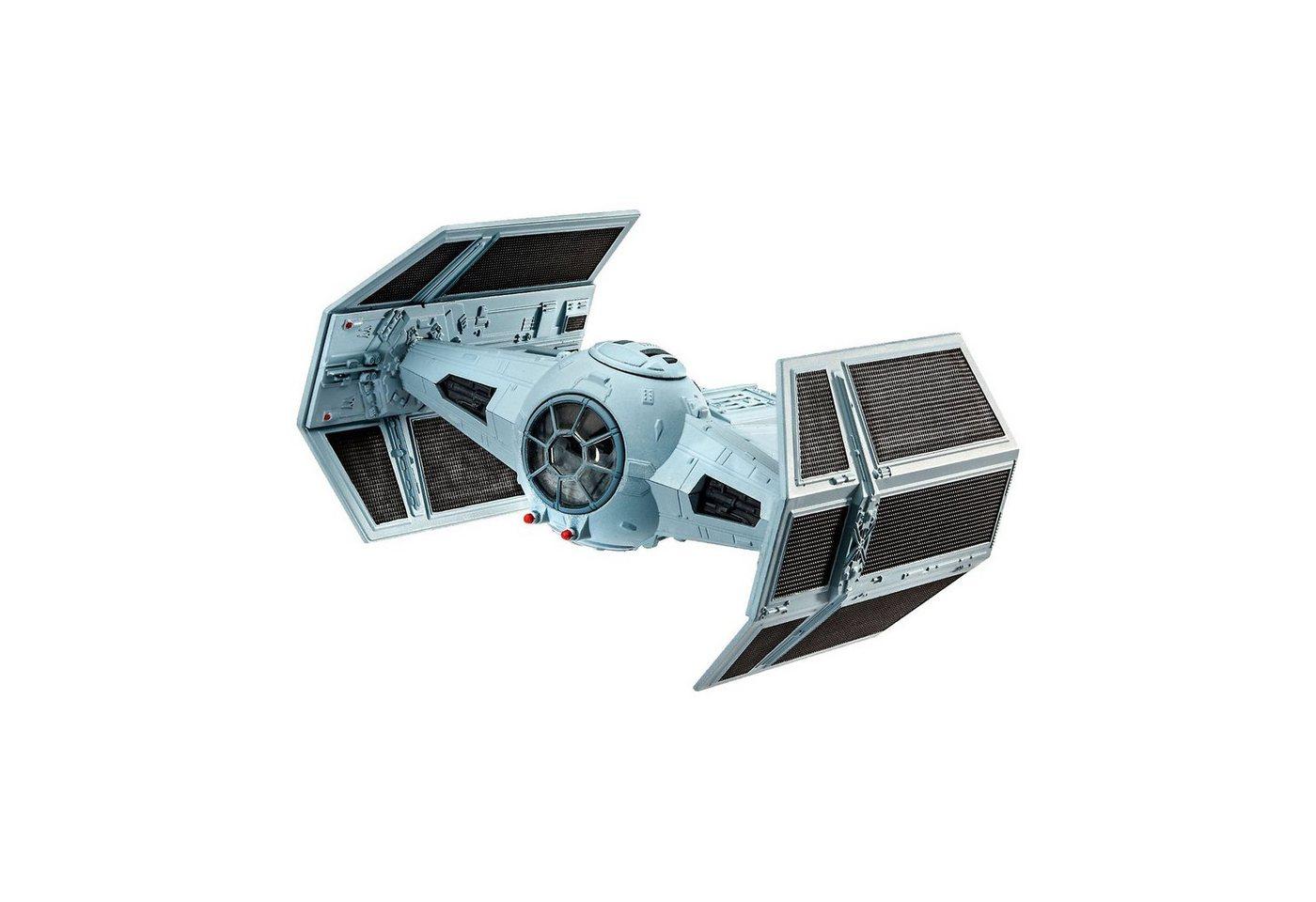 Revell® Modellbausatz Star Wars Darth Vader´s TIE Figh