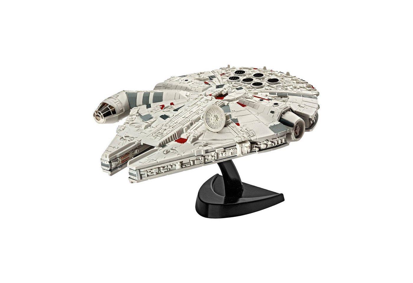 Revell® Modellbausatz Star Wars Millennium Falcon