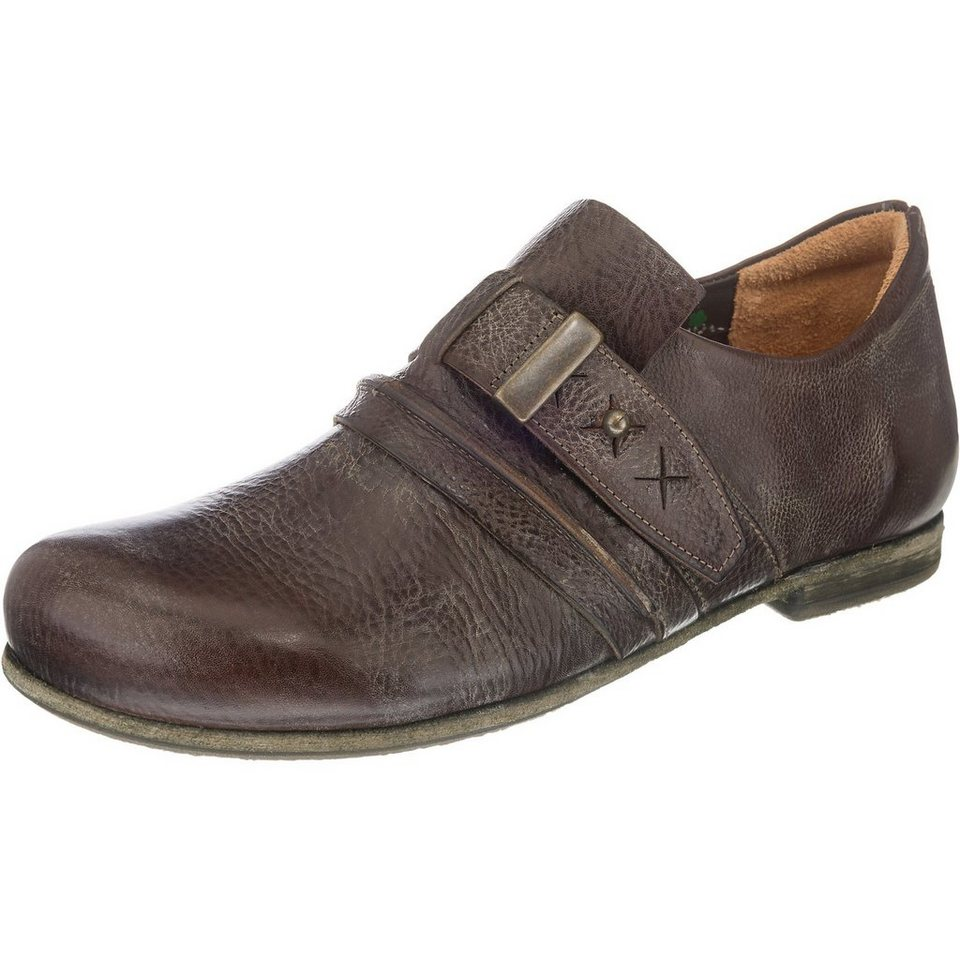 Think! Kong City Freizeit Schuhe in dunkelbraun