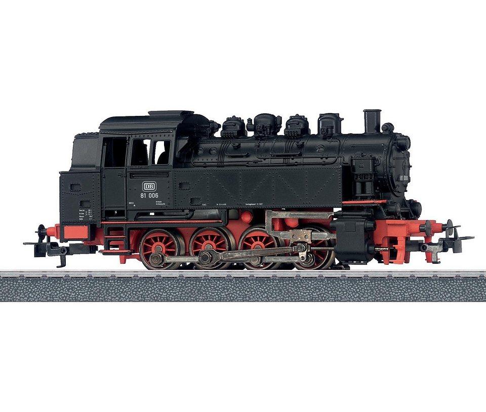 Märklin Tenderlokomotive Spur H0, »Schwere Rangierlokomotive BR 81, DB - Wechselstrom - 36321«