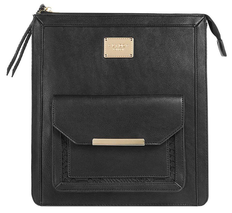 LYDC Damen Rucksack in schwarz