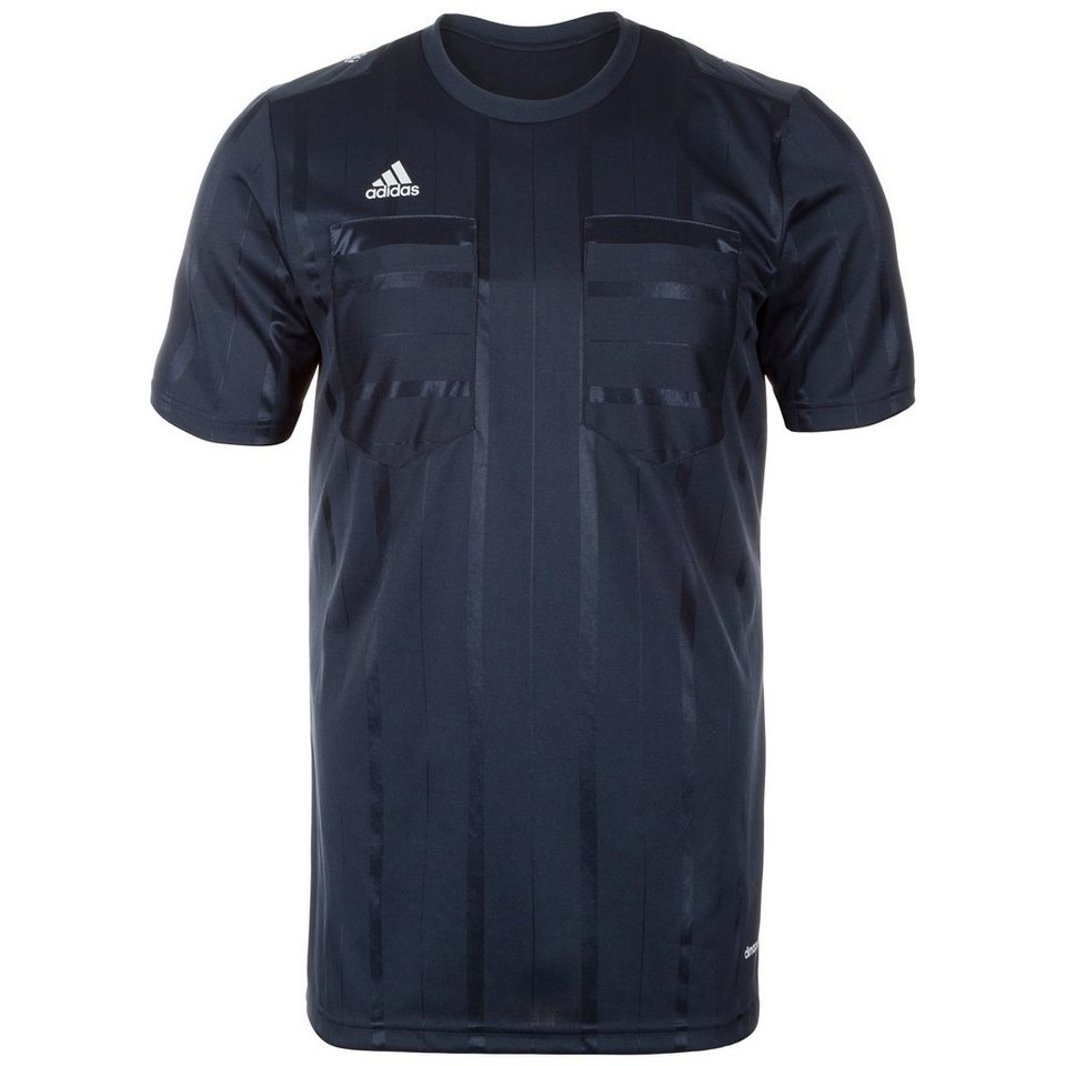 adidas Performance UEFA Champions League Schiedsrichtertrikot Herren in dunkelblau