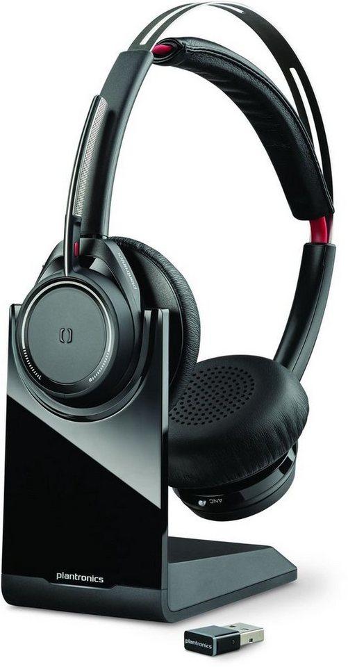 Plantronics Headset »Voyager Focus UC B825« in Schwarz