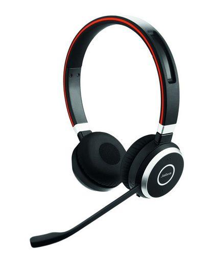 Jabra Headset »Evolve 65 UC Duo USB NC«