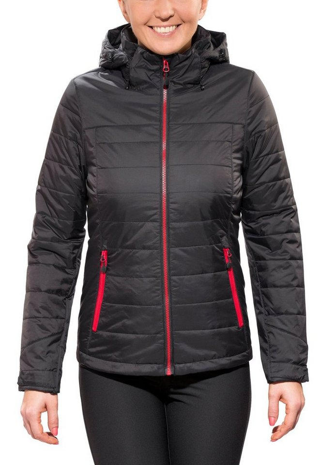 axant Outdoorjacke »Alps Primaloft Jacket Women« in schwarz