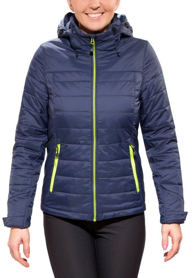 axant Outdoorjacke »Alps Primaloft Jacket Women« in blau
