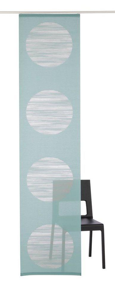 schiebegardine padova deko trends klettband 1 st ck. Black Bedroom Furniture Sets. Home Design Ideas