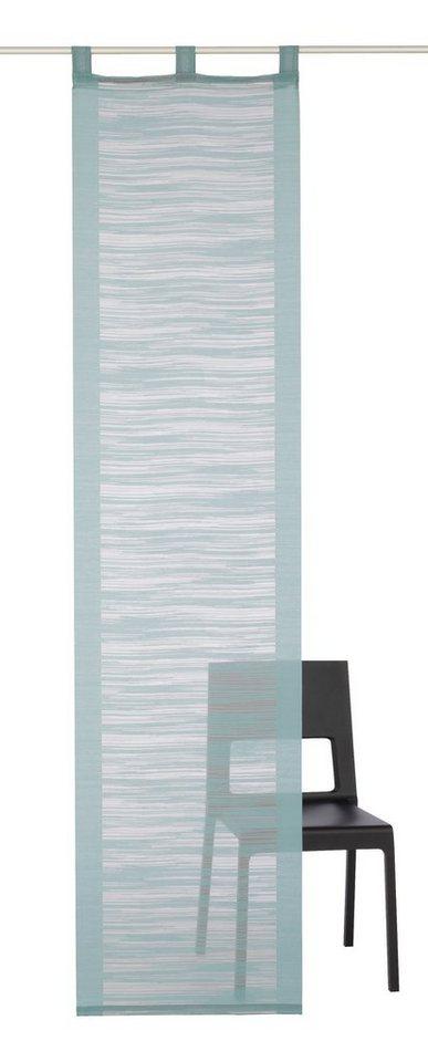 schiebegardine padova deko trends schlaufen 1 st ck ohne montagezubeh r online kaufen otto. Black Bedroom Furniture Sets. Home Design Ideas