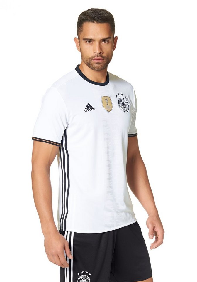 adidas Performance DFB HOME JERSEY EM 2016 Trikot in Weiß