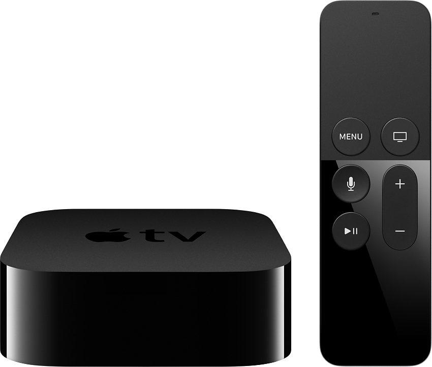 Apple TV 64 GB in Schwarz