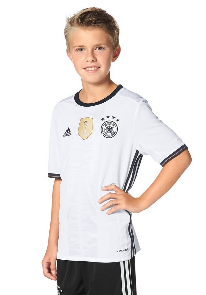 adidas Performance Fußballtrikot »DFB HOME JERSEY YOUTH EM 2016« in weiß