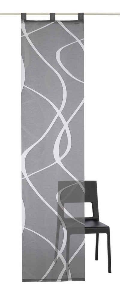 Flächenvorhänge Modern flächenvorhang schiebepanel kaufen otto