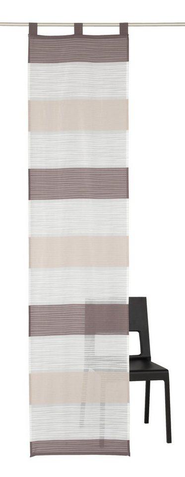 schiebegardine sarnia home wohnideen schlaufen 1. Black Bedroom Furniture Sets. Home Design Ideas
