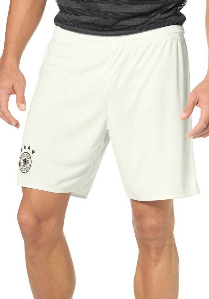 adidas Performance DFB AWAY SHORT EM 2016 Shorts in Offwhite