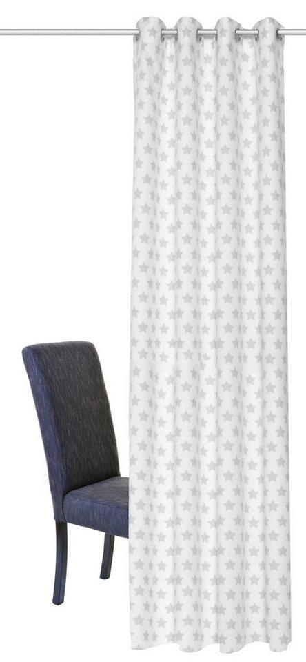 Vorhang, Home Wohnideen, »CONCETTA« (1 Stück) in grau