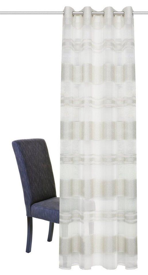 Vorhang, Home Wohnideen, »DARIAH« (1 Stück) in creme