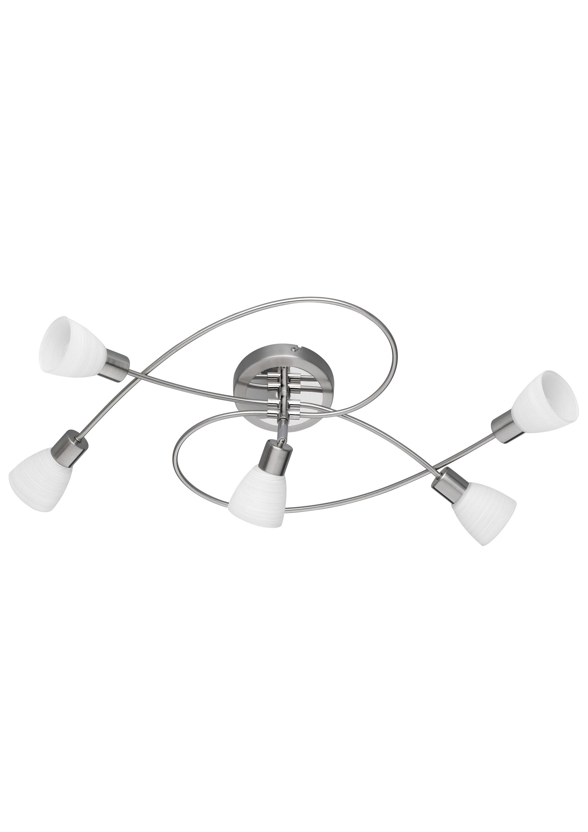 Trio LED-Deckenleuchte, 5flg., »CARICO«