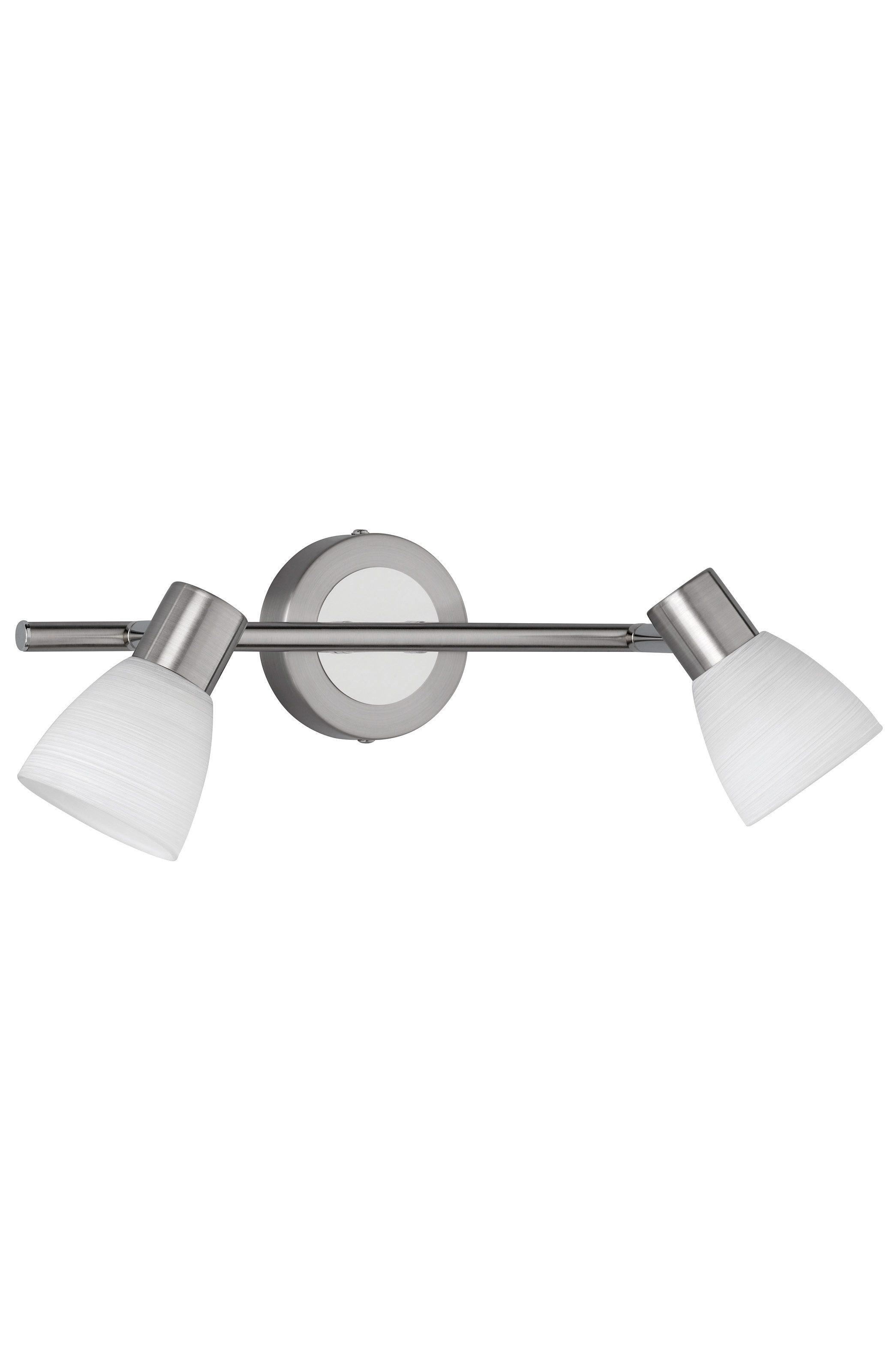 Trio LED-Deckenleuchte, 2flg., »CARICO«