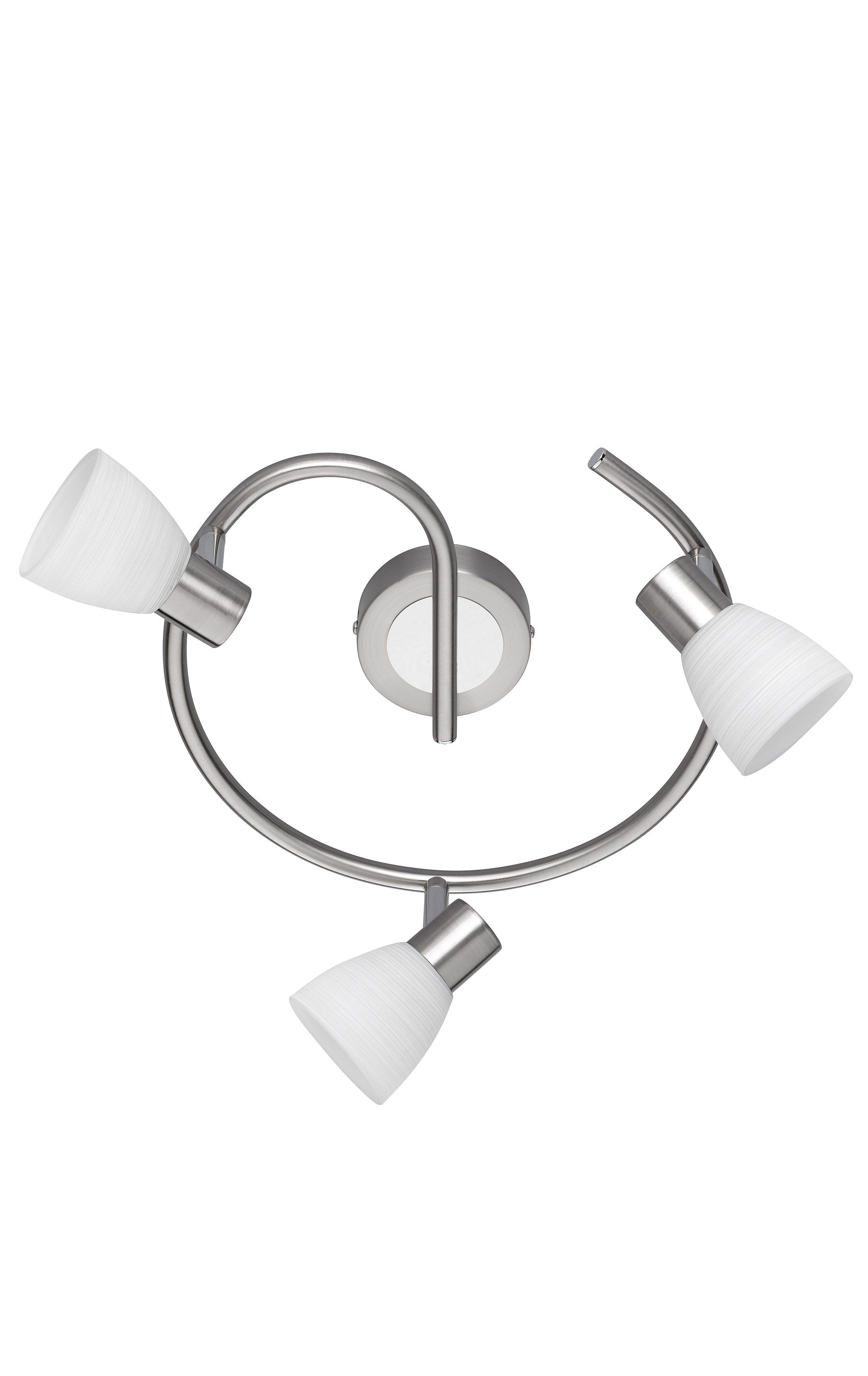 Trio LED-Deckenleuchte, 3flg., »CARICO«