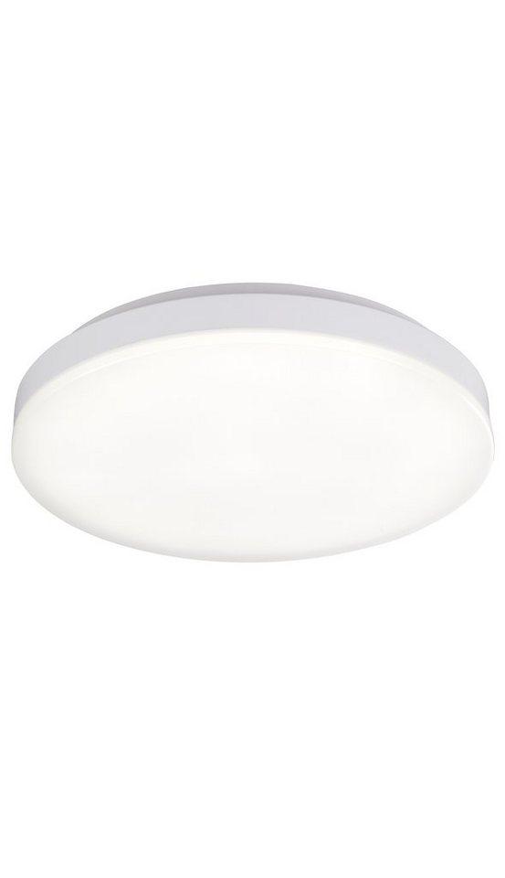 Trio LED-Deckenleuchte, 1flg. in Acryl, weiß
