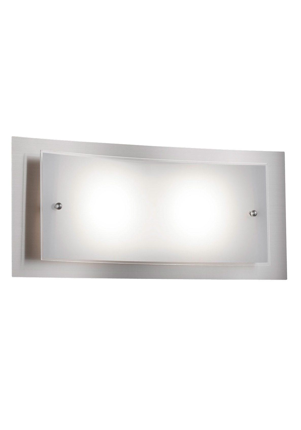 Trio LED-Wandleuchte, 2flg., inkl. OSRAM-LED