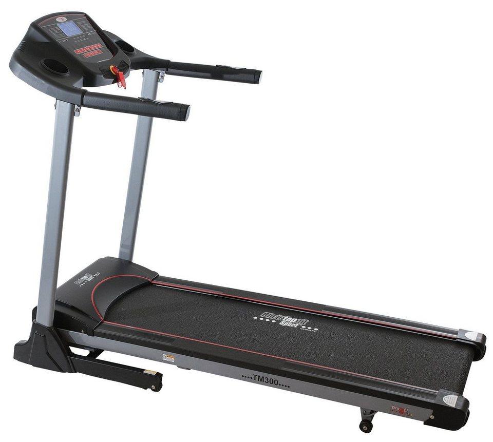 Christopeit Sport® Laufband, »TM 300« in mehrfarbig