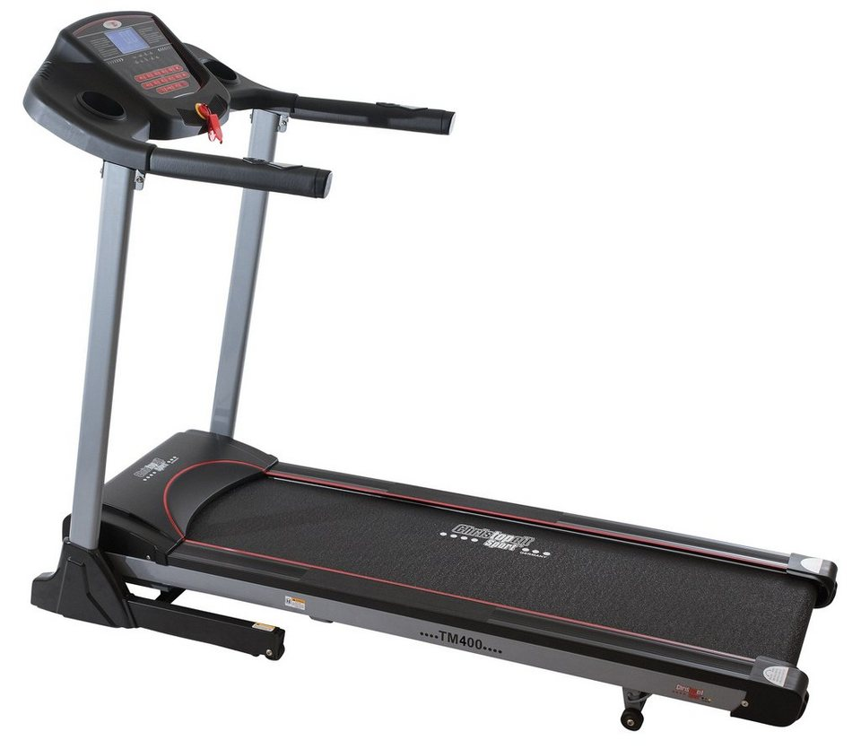 Christopeit Sport® Laufband, »TM 400« in mehrfarbig