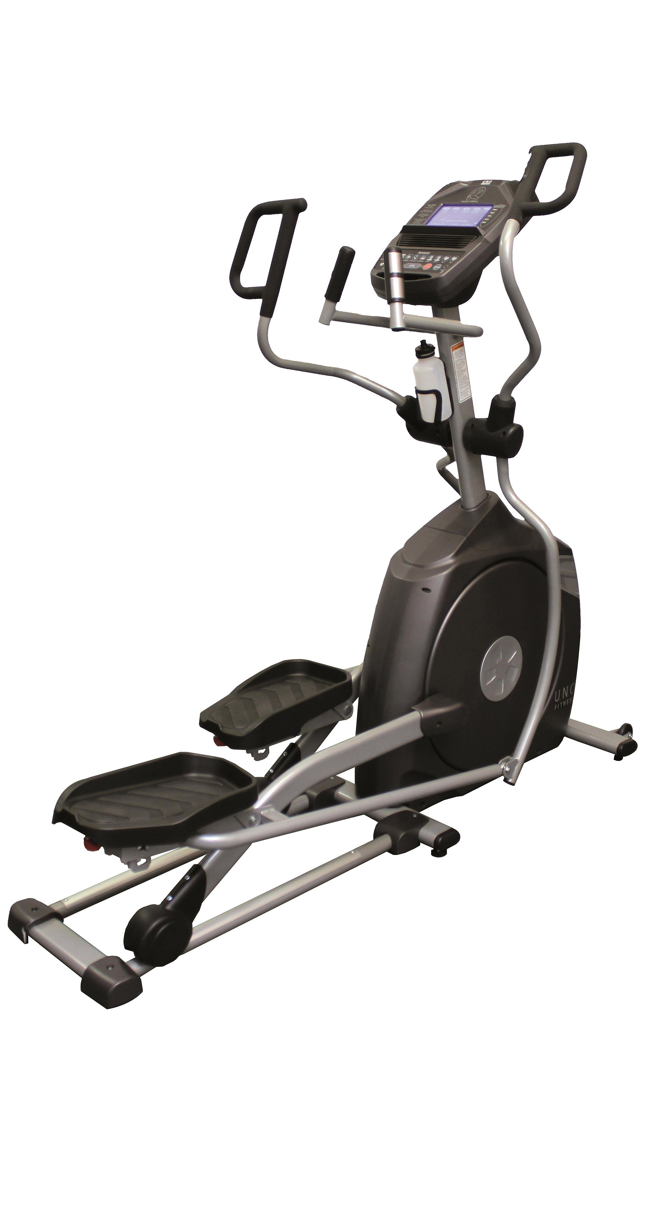 Crosstrainer-Ergometer, »Crosstrainer XE 5.0«, U.N.O.® FITNESS