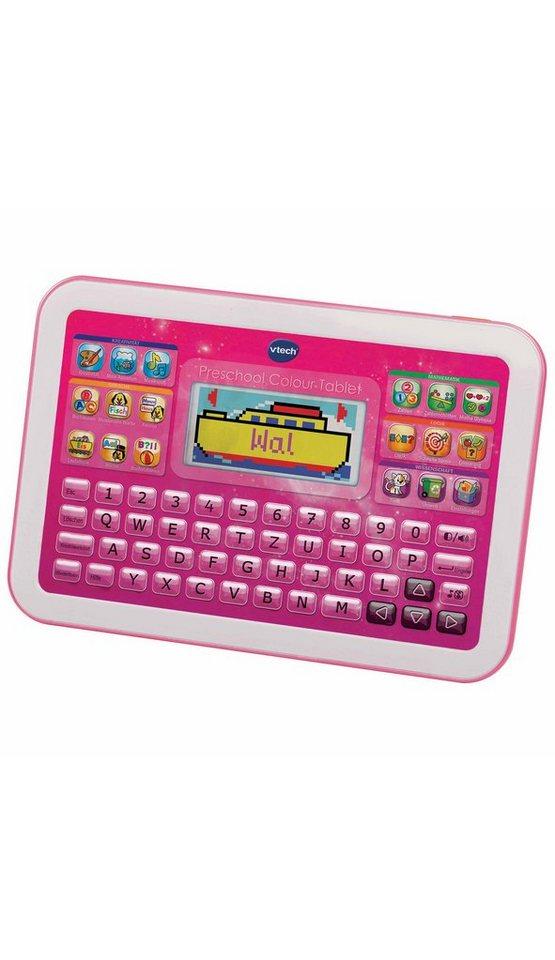 Preschool Colour Tablet, VTech in pink