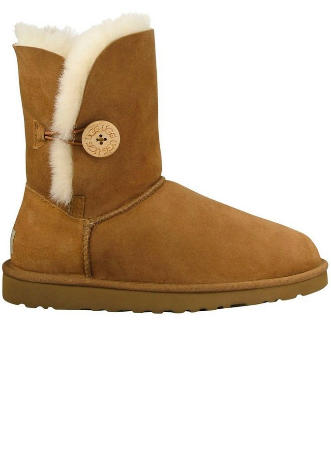 UGG »UGG Bailey Button 2« Winterboots in chestnut