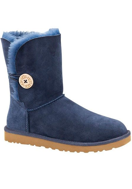 UGG Stiefel »Bailey Button« in marine