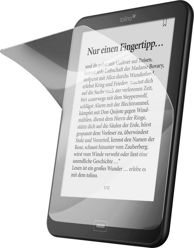 Tolino Schutzfolie für den Tolino E-Book-Reader Vision 2 HD und Vision 3 HD, 2er Set